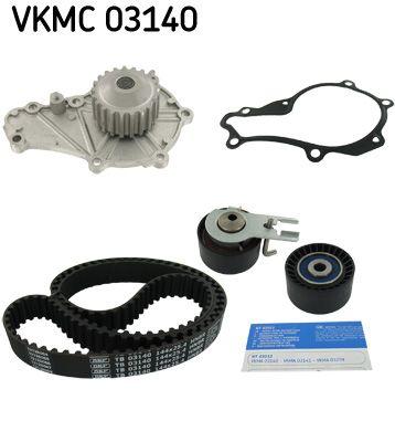 SKF Waterpomp + distributieriem set (VKMC 03140)