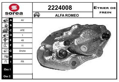EAI Remklauw (2224008)