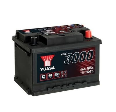 YUASA Accu / Batterij YBX3000 SMF Batteries (YBX3075)