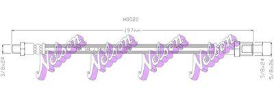 KAWE Koppelingsslang (H0020)