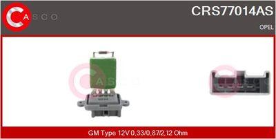CASCO Weerstand, interieurventilator (CRS77014AS)