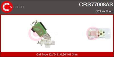 CASCO Weerstand, interieurventilator (CRS77008AS)