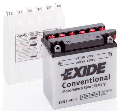 EXIDE 12N9-4B-1