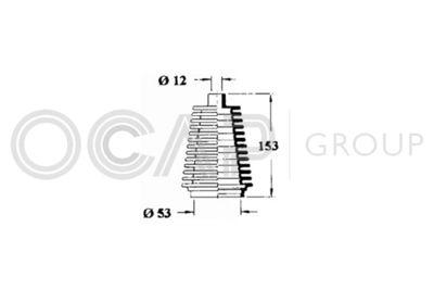 OCAP Stuurhoes, besturing (1211173)