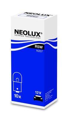 NEOLUX® Gloeilamp, kentekenplaatverlichting (N207)