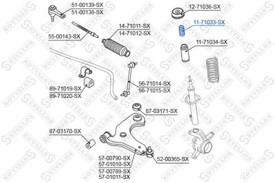 STELLOX 11-71033-SX