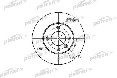 PATRON PBD1518