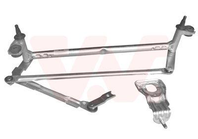лостов механизъм на чистачките