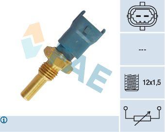 FAE Sensor, brandstoftemperatuur (33490)