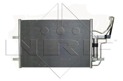 NRF Condensor, airconditioning (35508)