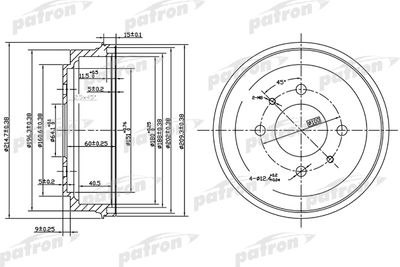 PATRON PDR1485
