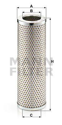 MANN-FILTER H 837