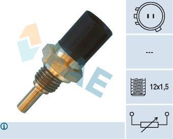 FAE Sensor, olietemperatuur (33450)