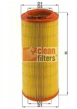 CLEAN FILTERS MA1174