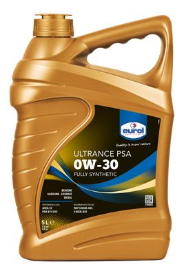 EUROL Motorolie Eurol Ultrance PSA 0W-30 (E100018-5L)
