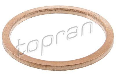 TOPRAN Pakking, oliefilteromkasting (113 215)