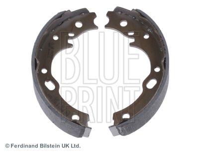 BLUE PRINT Remschoenset, parkeerrem (ADC44131)