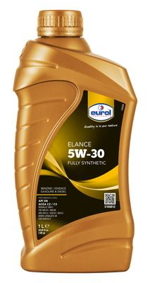 EUROL Motorolie Eurol Elance 5W-30 (E100012-1L)
