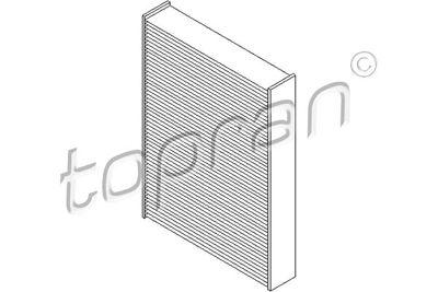 TOPRAN Interieurfilter (700 749)