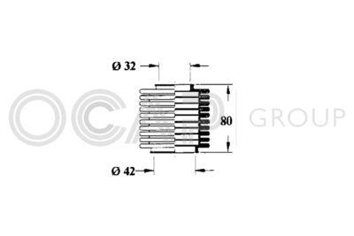 OCAP Stuurhoes, besturing (1211259)