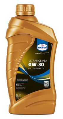 EUROL Motorolie Eurol Ultrance PSA 0W-30 (E100018-1L)