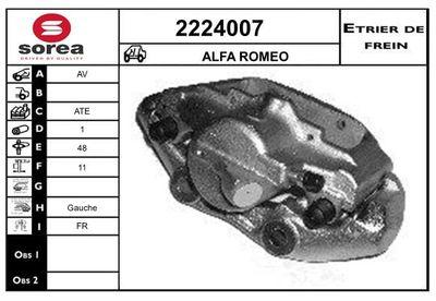 EAI Remklauw (2224007)