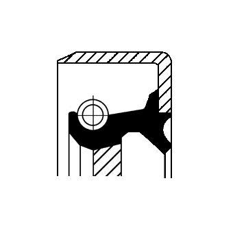 Veleno sandariklis, neautomatinė transmisija