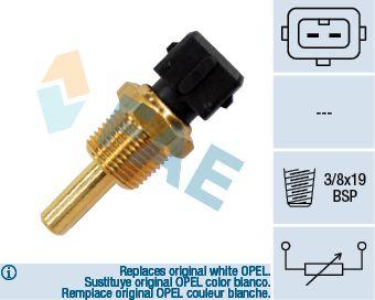 FAE Sensor, olietemperatuur (33350)