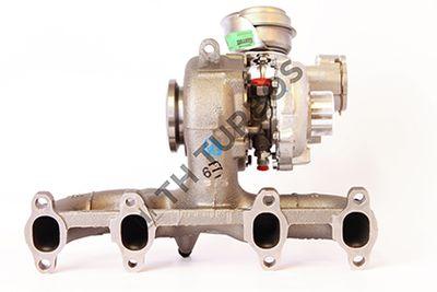 TURBO'S HOET Turbocharger Turbo's Hoet BOX (1102112)