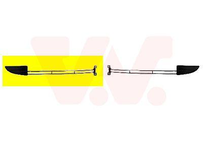 VAN WEZEL Radiateurgrille (3010506)