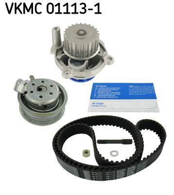 SKF Waterpomp + distributieriem set (VKMC 01113-1)