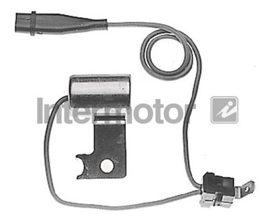 INTERMOTOR Condensator, ontstekingssysteem Intermotor (35060)