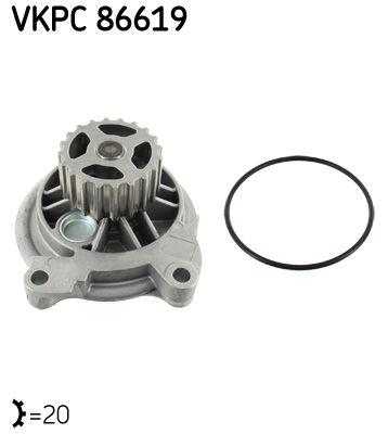 SKF Waterpomp (VKPC 86619)