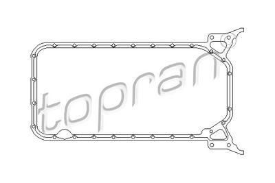TOPRAN Pakking, Carter (401 226)