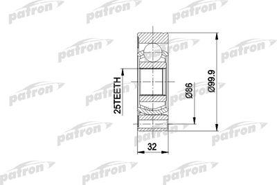 PATRON PCV1005