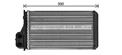 AVA QUALITY COOLING Kachelradiateur, interieurverwarming (DN6473)