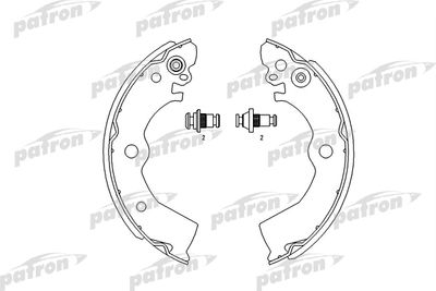 PATRON PSP412