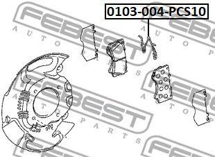 FEBEST 0103-004-PCS10