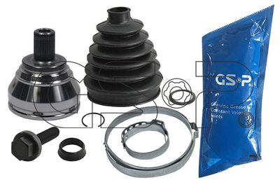GSP Homokineet reparatie set, aandrijfas (803002)