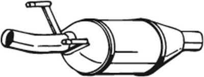 BOSAL Katalysator (090-533)