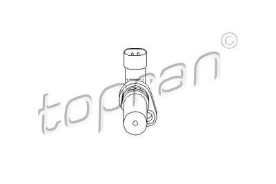 TOPRAN Krukassensor (207 066)