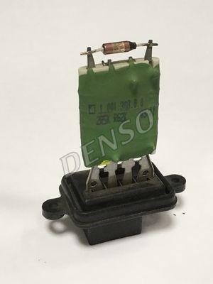 DENSO Weerstand, interieurventilator (DRS09009)