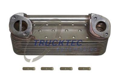 TRUCKTEC AUTOMOTIVE Oliekoeler, motorolie (01.18.062)