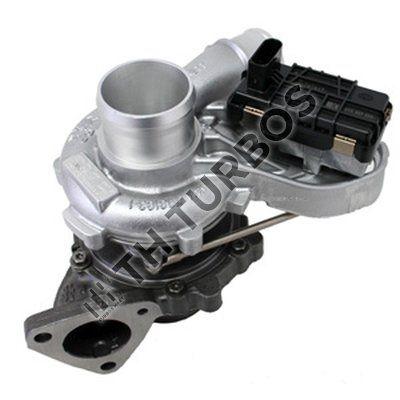 TURBO'S HOET Turbocharger (2101250)
