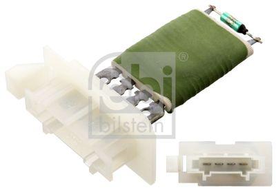 FEBI BILSTEIN Weerstand, interieurventilator febi Plus (102584)