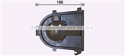 AVA QUALITY COOLING Elektrische motor, Interieurventilatie (VN8410)