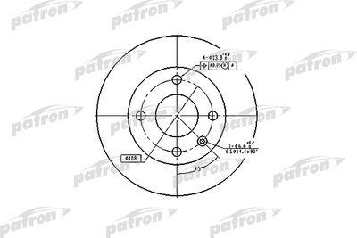 PATRON PBD1658