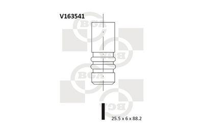 BGA V163541