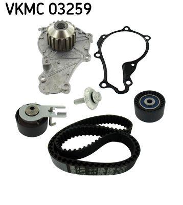 SKF Waterpomp + distributieriem set (VKMC 03259)