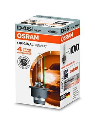 OSRAM Gloeilamp, verstraler XENARC ORIGINAL (66440)